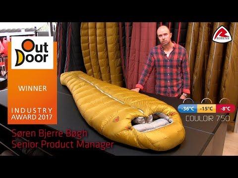 Couloir Range - Award Winning sleeping bag 2018   Pure Outdoor passion