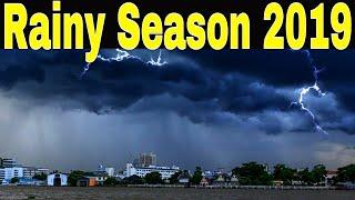THE RAINY SEASON IN MANILA