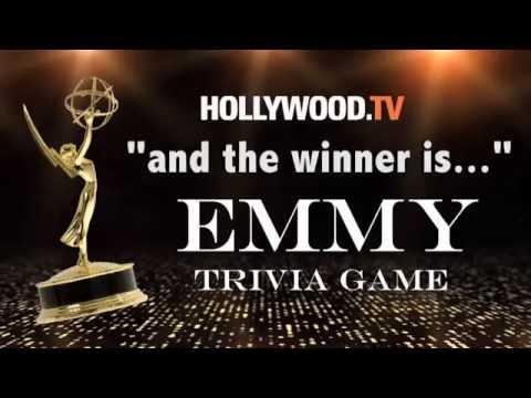 Emmy Trivia Fun Episode #3 - Hollywood TV