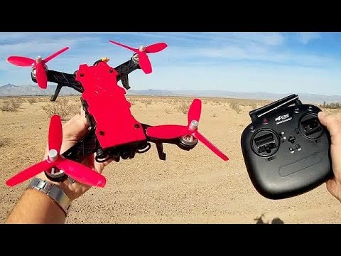 Bugs 8 Pro Drone Sport Flying Flight Test Review