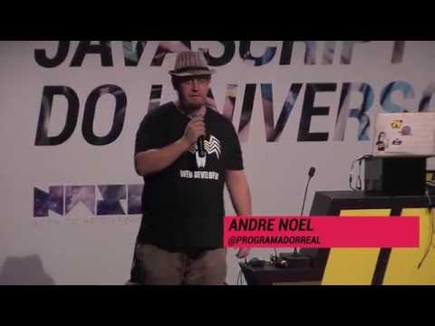 André Noel - Stand Up BrazilJS 2016