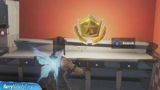 Secret Season 10 Week 3 Battle Star Location Guide (Leftovers Challenges) - Fortnite Battle Royale