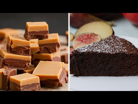 Indulge Yourself In These Simple Dessert Recipes ? Tasty
