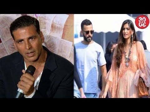 'Battle Of Saragrahi' Not Shelved, Confirms Akshay | Sonam's Surprise Gift For Beau Anand
