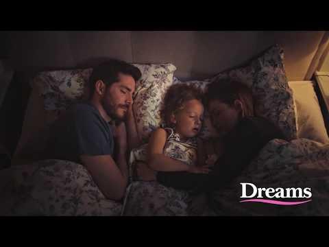 Dreams Beds new TV advert - A Million Dreams (60s)