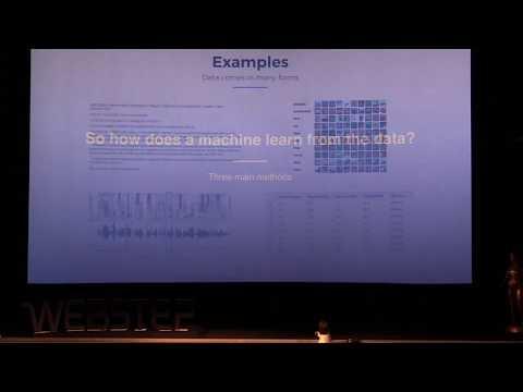 Diana Spencer - Machine Learning (Kompetensbio Ep.8) PART 1
