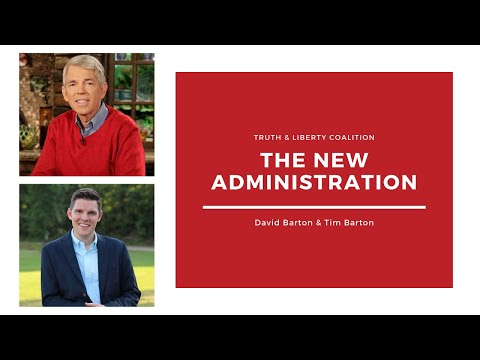 David & Tim Barton on the New Administration and More!