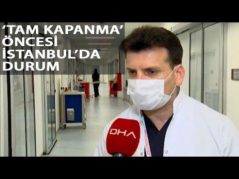 Prof. Dr. Nurettin Yiyit: İstanbul'da Ayakta Başvuru Yüzde 20 Düştü