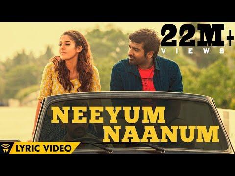 Naanum Rowdy Dhaan - Neeyum Naanum   Lyric Video   Neeti Mohan, Anirudh   Thamarai   Vignesh Shivan - UCIx3RWYwikMlDiJeCEUbfEA