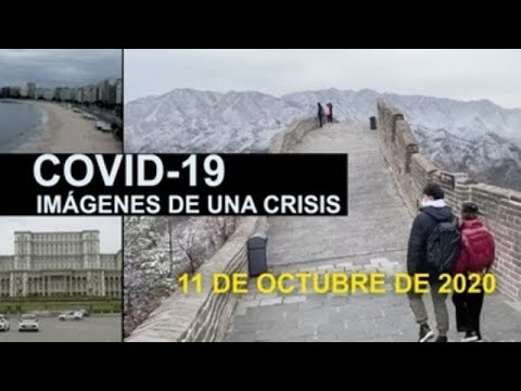 Covid-19. Imágenes de una crisis en el mundo. 11 de octubre