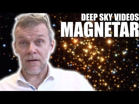 Super Star Cluster and its Magnetar - Deep Sky Videos