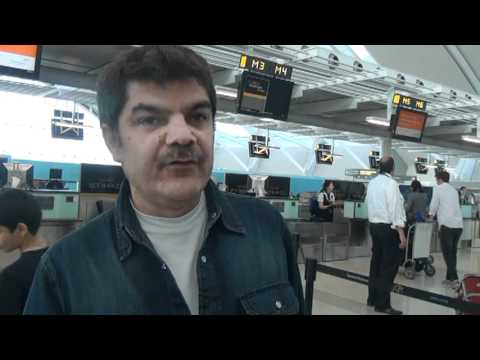 Mubashar Luqman latest Interview at Toronto Airport