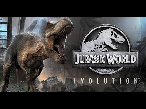 Jurassic World Evolution [60+5 minutos]
