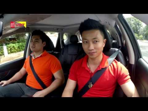 Lái và trải nghiệm Nissan X-Trail 2017