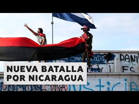 Nueva batalla por Nicaragua - Documental