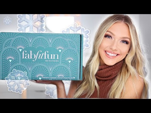 UNBOXING! FabFitFun Winter Box