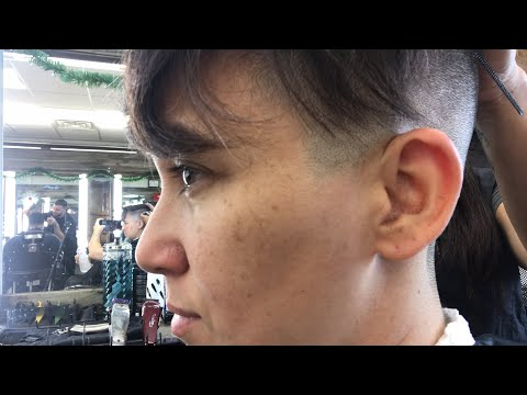 Be you, do any hair cut you want!  Best Female Fade in Fort Worth TX