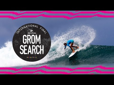 Day 2 Highlights - 2016 Rip Curl GromSearch International Final