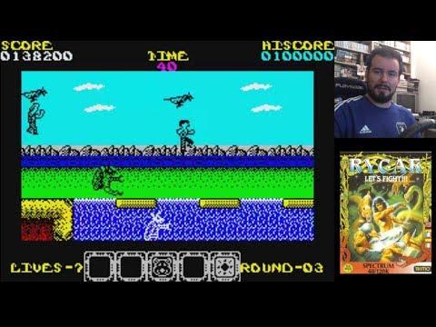 RYGAR (ZX Spectrum) - Memorias Spectrumeras 55    Análisis / Review en Español