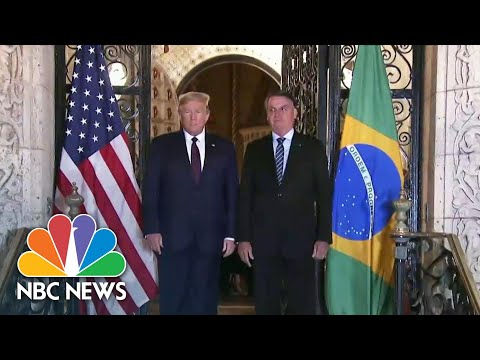 Brazil's Outbreak Exploding As U.S. Imposes Travel Ban | NBC Nightly News