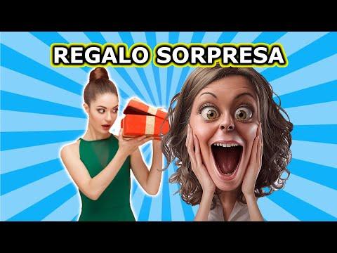 REGALO SORPRESA!!!