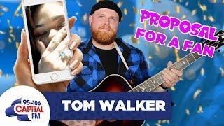 Tom Walker Helps A Fan Propose 💖 | Capital