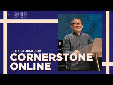 10-11 October 2020  The Ezekiel Two Blueprint  Cornerstone Community Church  CSCC Online