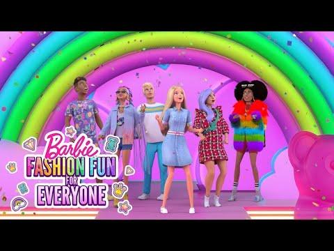 🌈 REGENBOGEN-LAUFSTEG ÜBERRASCHUNG! 🍭 | Mode-Träume für Freunde | @Barbie Deutsch