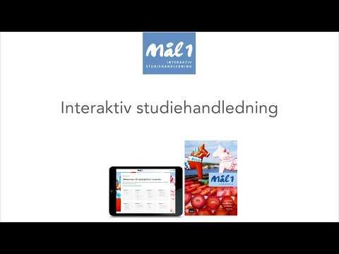 Mål 1 Interaktiv studiehandledning