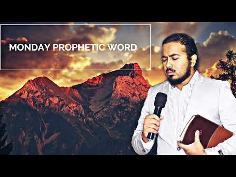 FOLLOW GOD'S VOICE, MONDAY PROPHETIC WORD 12 JULY 2021 WITH EVANGELIST GABRIEL FERNANDES