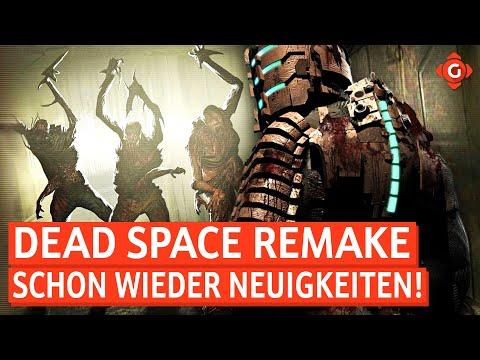 Dead Space: Neuigkeiten zum Remake! Halo: Infinite: Technik-Test steht kurz bevor! | GW-NEWS