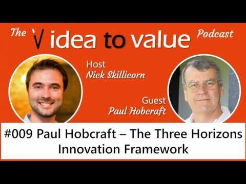 #009 Paul Hobcraft – The Three Horizons Innovation Framework