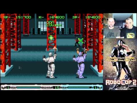 Robocop 2 // Arcade // Jugando A Dobles Cap. 24 // RETRO