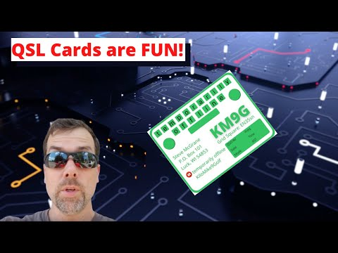 QSL Cards: The End of the QSO