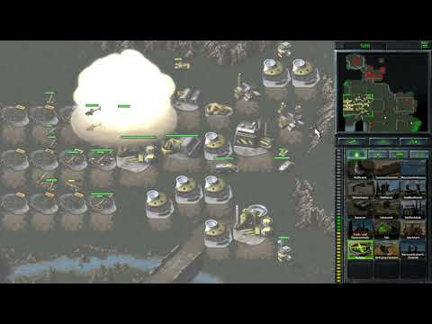 Command & Conquer Remastered GDI verpasste Missionen #011   Tempelangriff im Zentrum II