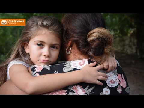 Hjälp barn som Elena