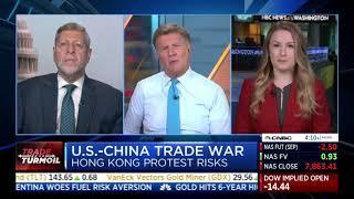 Tori Whiting: U.S. Must Keep China Trade Talks Separate from Hong Kong Protests