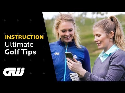 Anna Whiteley & Alison Whitaker's ULTIMATE Golf Clinic | Golfing World