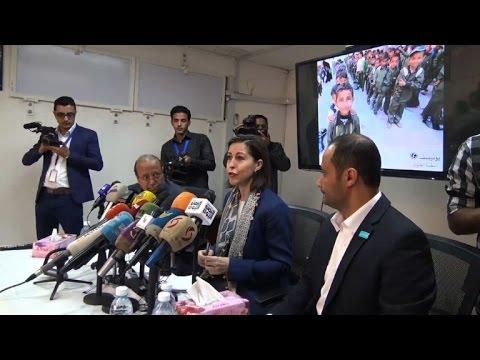 نحو 1400 طفل قتلوا في النزاع اليمني منذ بدايته قبل نحو عامين