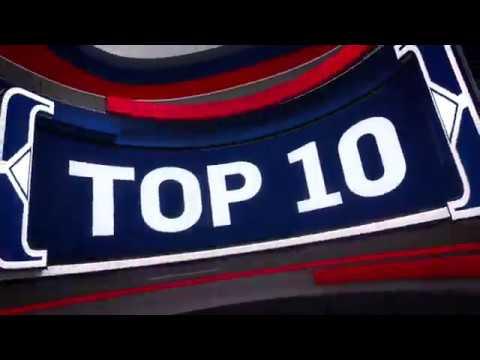 NBA Top 10 Plays of the Night | April 23, 2019