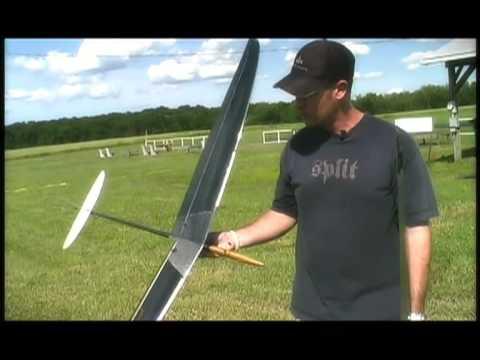 SALONIT F3K HLG R/C Glider Demo - UCGG83RMJgI97uvz0jUxO6MQ