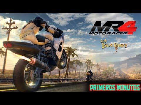 Moto Racer 4 - Primeros Minutos - Artefacts Studios - 2016 - PC