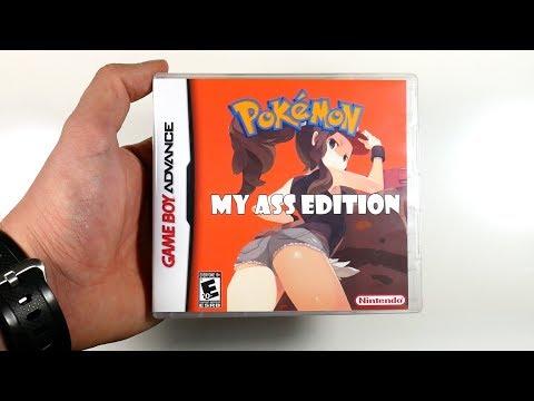 "Unboxing Pokemon ""My Ass"" Edition - UCRg2tBkpKYDxOKtX3GvLZcQ"