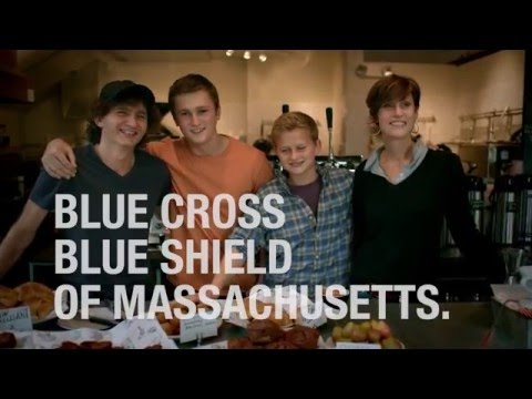 Blue Cross Blue Shield of Courage. Of Family. Of Massachusetts.