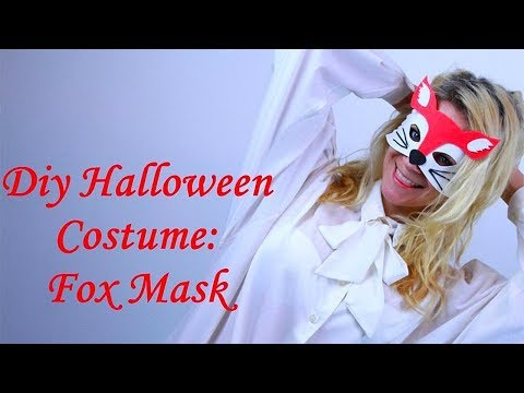 DIY Halloween Costume! DIY Project for Halloween!