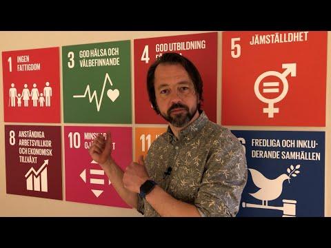 FUB och Agenda 2030