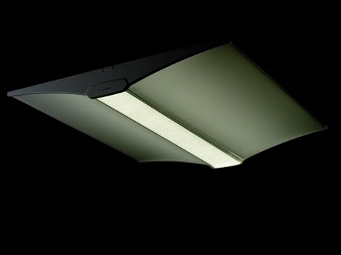 The new MELLOW LIGHT - An icon returns to set new standards in office lighting