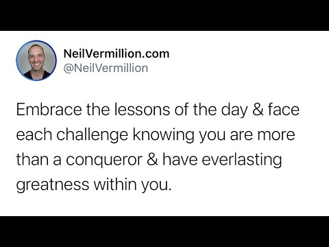 Everlasting Greatness Within You - Daily Prophetic Word