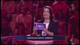 Promo 1 Programa 6 de Juego De Juegos, Viernes 22 de Marzo a las 22:00h en Antena 3 (22/03/2019)