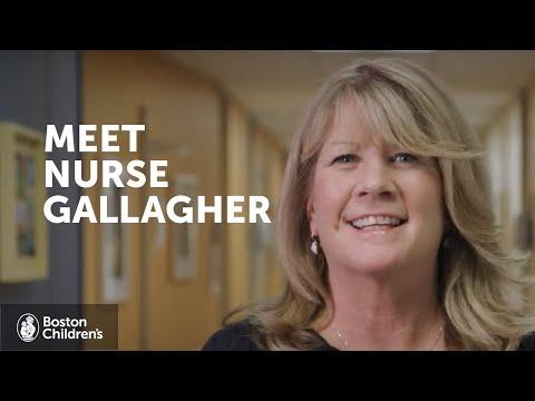 Caregiver Profile: Dori Gallagher, RN | Boston Children's Hospital